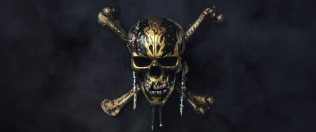 Pirates of the Carribean 5 (mit Geoffrey Rush und Brenton Thwaites)