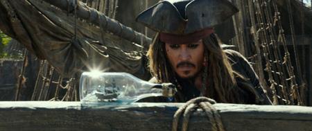 Pirates of the Carribean 5 (mit Geoffrey Rush und Brenton Thwaites)