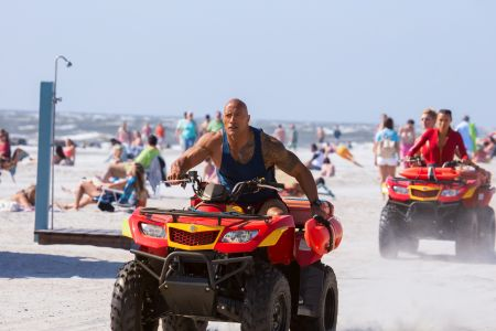 Baywatch (mit Dwayne Johnson)