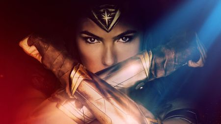 Wonder Woman (mit Gal Gadot und Chris Pine)