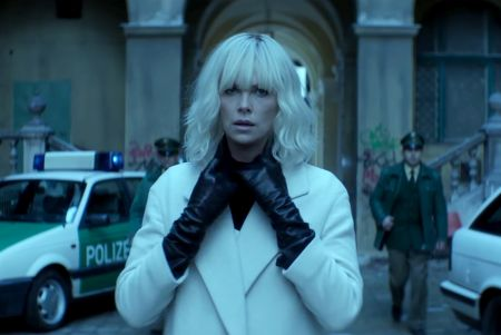 Atomic Blonde (mit Charlize Theron)