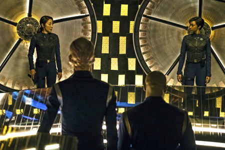 Star Trek Discovery - Staffel 1