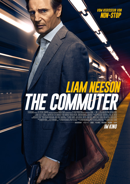 The Commuter (mit Liam Neeson und Vera Farmiga)