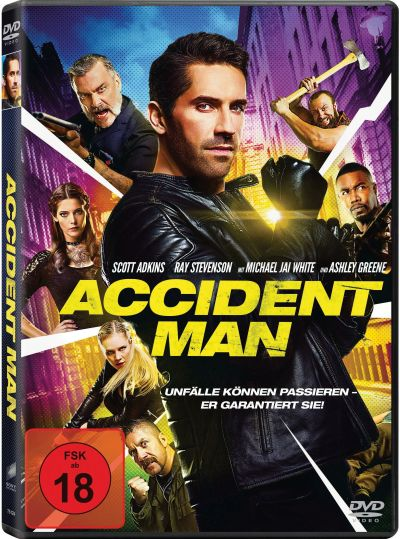 Accident Man (FSK 18)