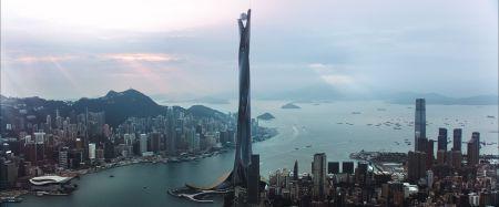 Skyscraper (mit Dwayne Johnson und Neve Campbell)
