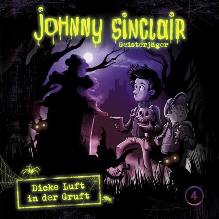 Johnny Sinclair – Dicke Luft in der Gruft