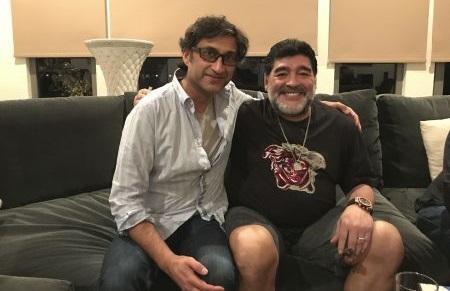 Diego Maradona - Rebell. Held. Gott.