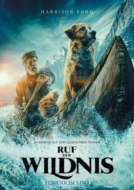 Ruf der Wildnis (mit Omar Sy und Harrison Ford)