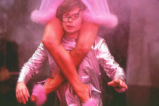 Austin Powers (mit Mike Myers)