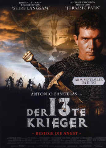 Der 13. Krieger (mit Antonio Banderas)