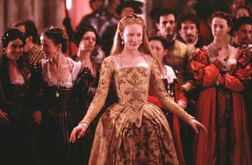 Elizabeth (mit Cate Blanchett und Joseph Fiennes)
