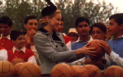 Evita (mit Madonna, Antonio Banderas und Jonathan Pryce)