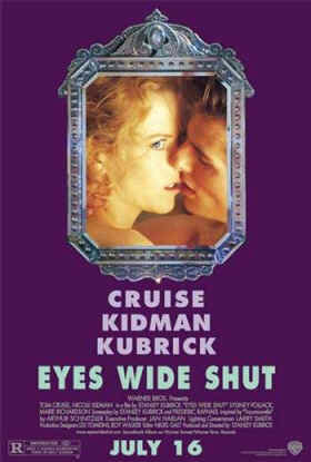 Eyes wide shut - Filmplakat