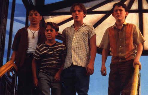 Sleepers (mit Brad Pitt und Jason Patric)