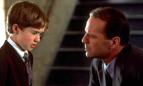 The Sixth Sense (mit Bruce Willis und Haley Joel Osment)