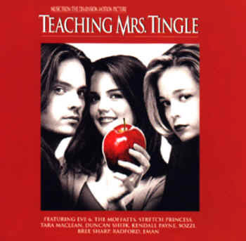 Cover des Soundtracks von Teaching Mrs. Tingle