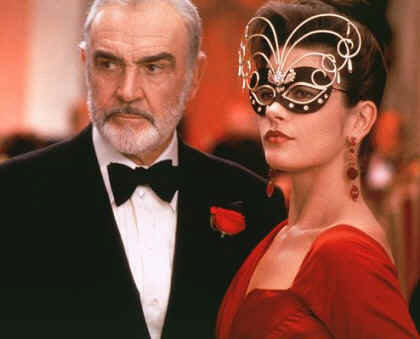 Verlockende Fall mit Sean Connery und Catherine Zeta-Jones