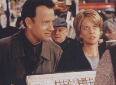 E-Mail für dich (mit Tom Hanks und Meg Ryan)