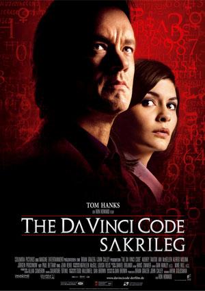 The Da Vinci Code - Sakrileg ab 18.05. im Kino