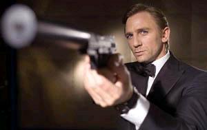 Daniel Craig ist 007