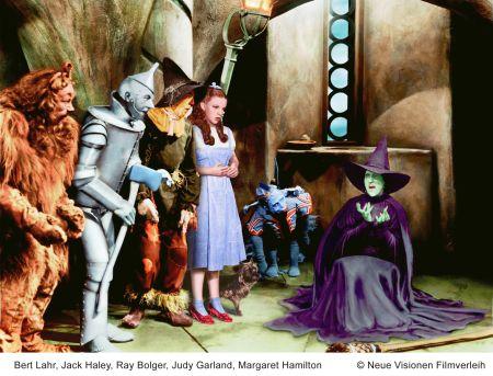 Cineclub Filmkritik: Der Zauberer von Oz