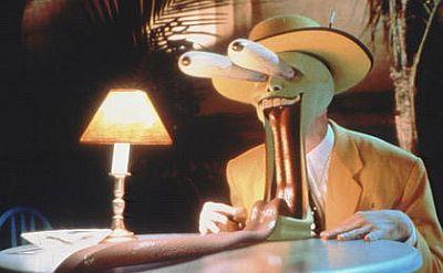 Jim Carrey in Die Maske
