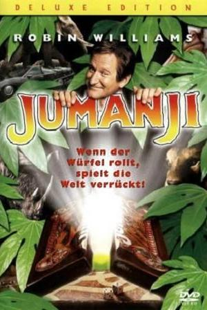 Jumanji (mit Robin Williams und Jonathan Hyde)