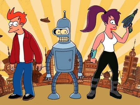 Futurama (von den Machern der Simpsons)