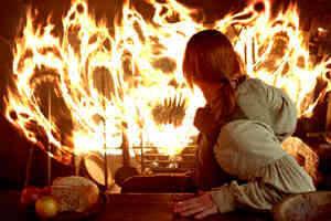 Sleepy Hollow ist brandgefährlich!