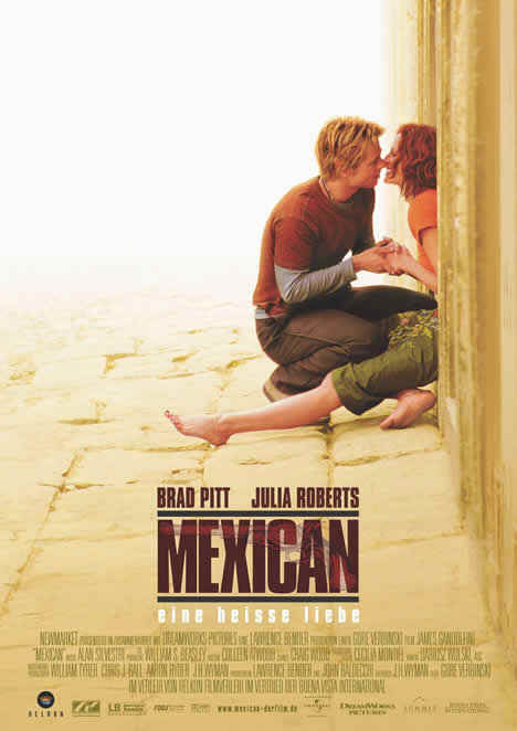 The Mexican (mit Brad Pitt und Julia Roberts)