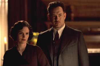 Road to Perdition mit Tom Hanks und Jude Law