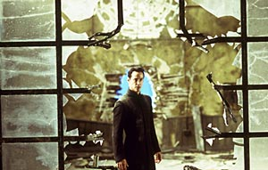 Matrix Revolutions (mit Keanu Reeves)