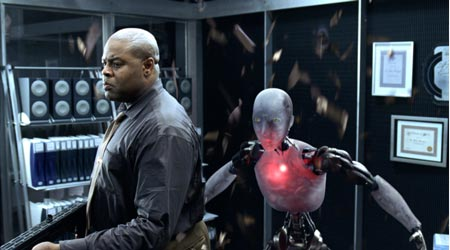 I, Robot (mit Will Smith)