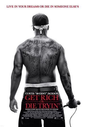 Get Rich Or Die Tryin' mit 50 Cent und Terence Howard