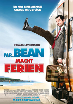 Mr Bean Macht Ferien