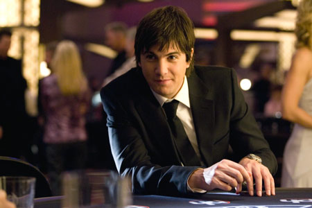 Jim Sturgess in '21'.