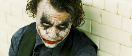 The Dark Knight - mit Christian Bale, Heath Ledger und Aaron Eckhardt