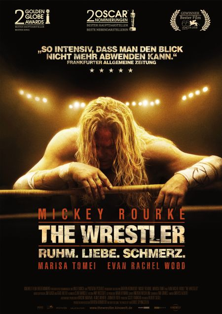 The Wrestler (mit Mickey Rourke)