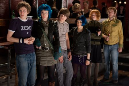 Scott Pilgrim vs. the World (nach dem gleichnamigen Comic)