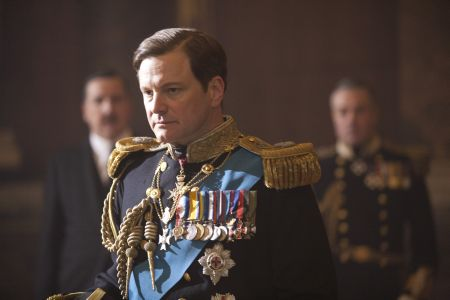 The King's Speech (mit Colin Firth & Geoffrey Rush)