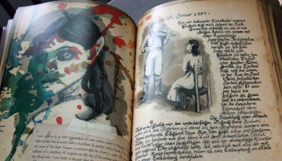 Book of Lore aus Grimm