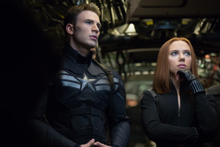 The Return of the First Avenger (mit Chris Evans als Captain America)