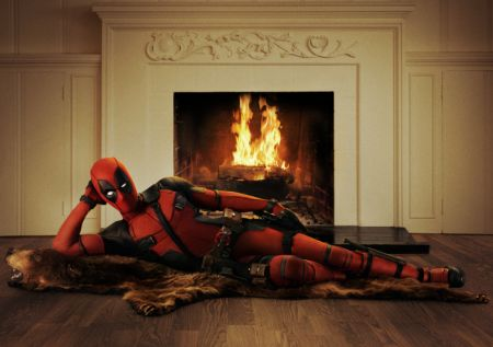 Deadpool (mit Ryan Reynolds)