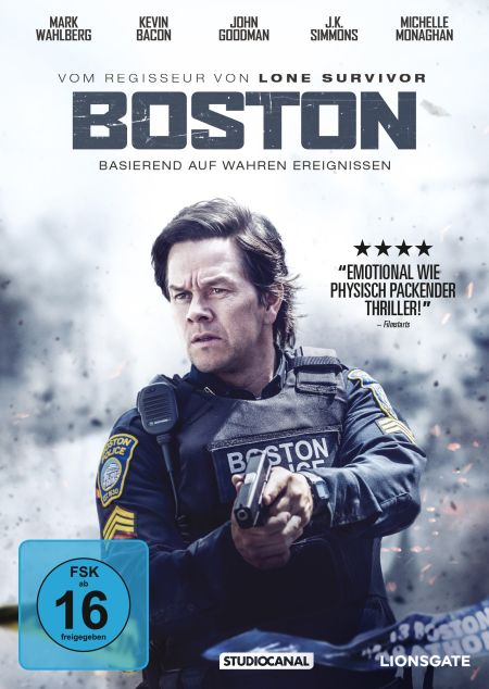 Boston - Patriots Day (mit Mark Wahlberg)