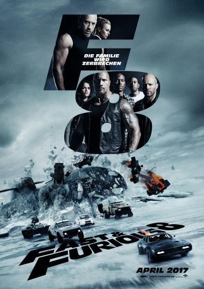 Fast & Furious 8 (The Fate of the Furious)