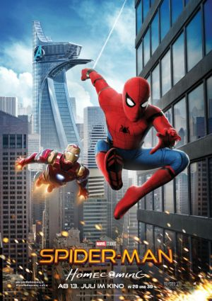 Spider-Man: Homecoming (mit Tom Holland)
