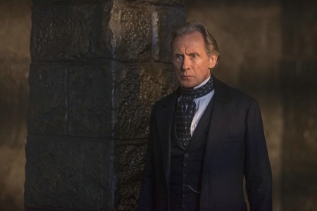 The Limehouse Golem (mit Bill Nighy)