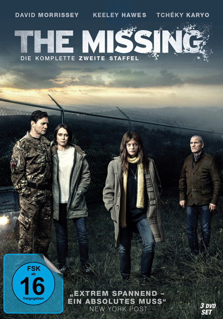 The Missing - Staffel 2