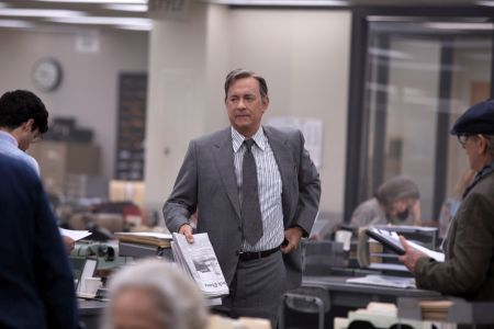 Die Verlegerin (The Post)