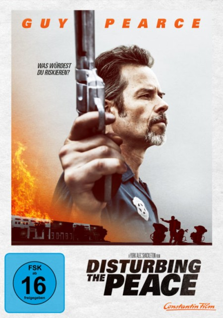 Disturbing the Peace (mit Guy Pearce)